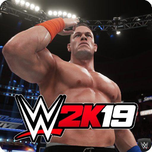 تحميل لعبة WWE 2K19 للاندرويد