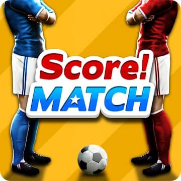 تحميل لعبة Score Match مهكرة للاندرويد