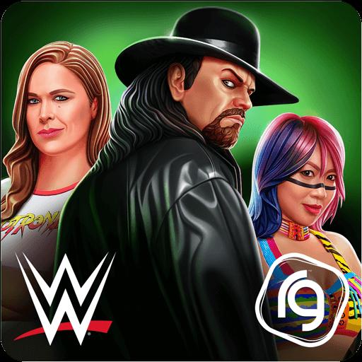 تحميل لعبة WWE Mayhem مهكرة للاندرويد