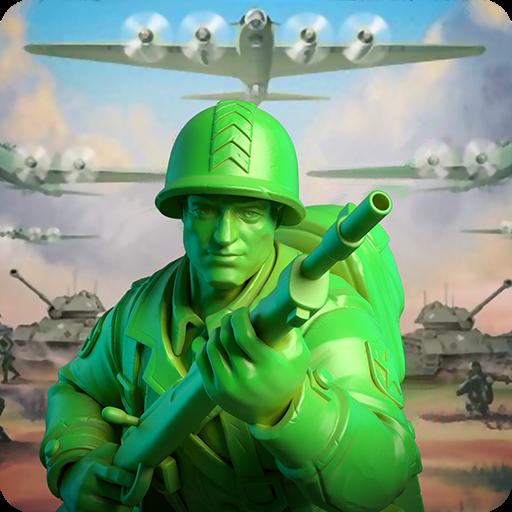 تحميل لعبة Army Men Strike مهكرة للاندرويد