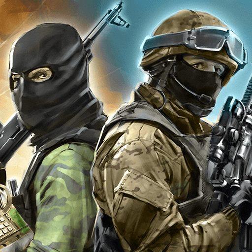 تحميل لعبة Forward Assault مهكرة للأندرويد