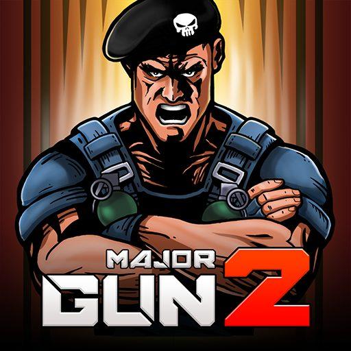 تحميل لعبة Major GUN مهكرة للأندرويد