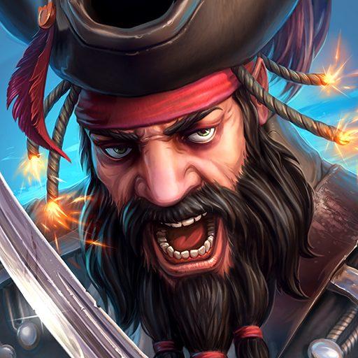 تحميل لعبة Pirate Tales مهكرة للاندرويد