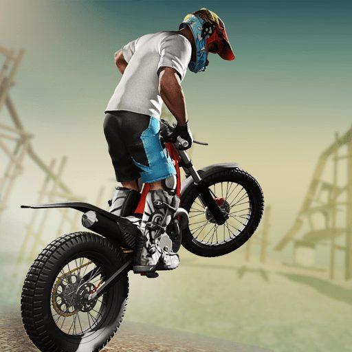 تحميل لعبة Trial Xtreme 4 مهكرة للاندرويد
