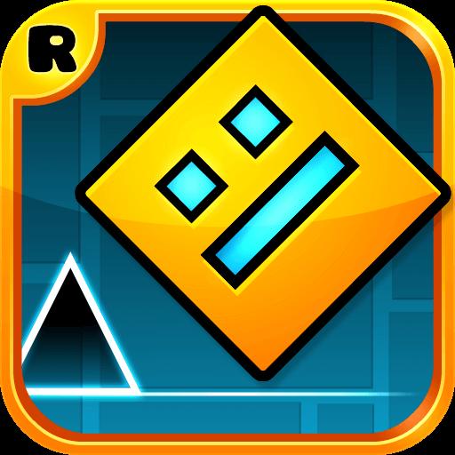 تحميل لعبة Geometry Dash مهكرة كاملة للاندرويد