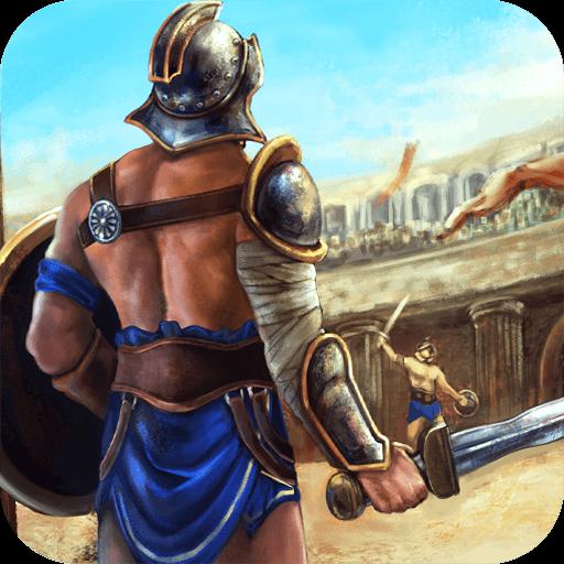 تحميل لعبة Gladiator Glory Egypt مهكرة للاندرويد