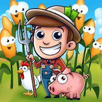 تحميل لعبة Idle Farming Empire مهكرة للاندرويد
