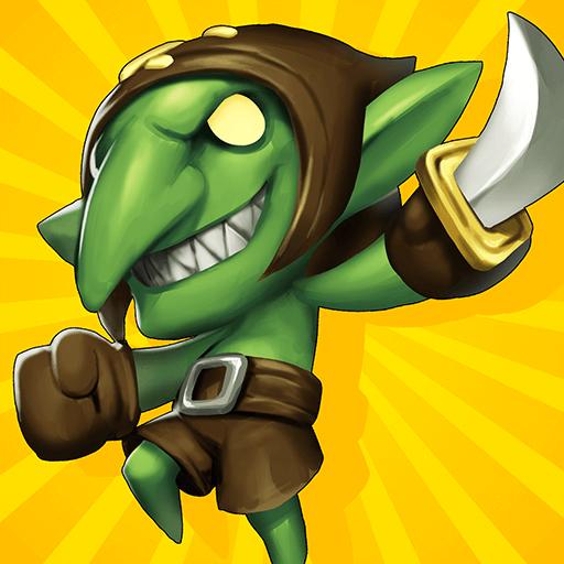 تحميل لعبة Monster Breaker Hero مهكرة للاندرويد