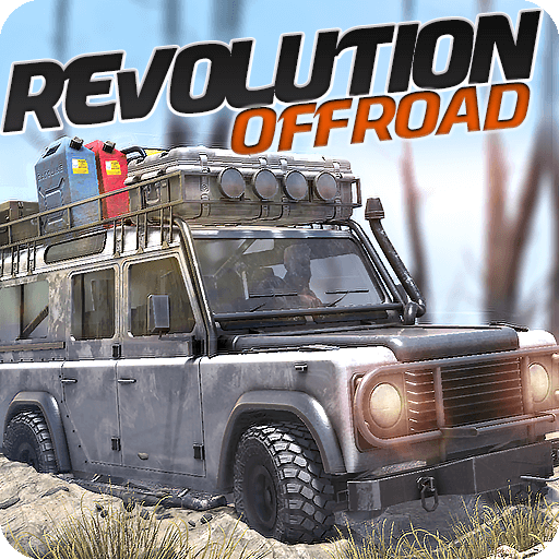 تحميل لعبة Revolution Offroad : Spin Simulation مهكرة للاندرويد