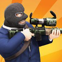 تحميل لعبة Snipers vs Thieves مهكرة للاندرويد