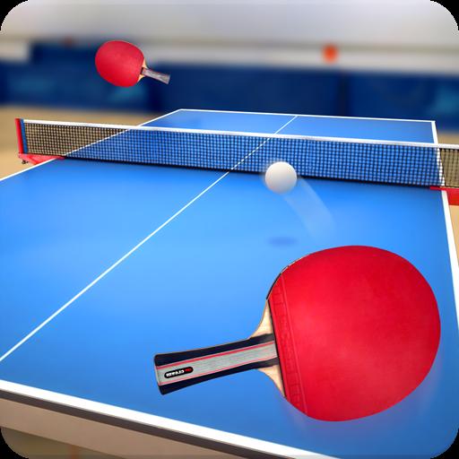 تحميل لعبة Table Tennis Touch مهكرة للاندرويد