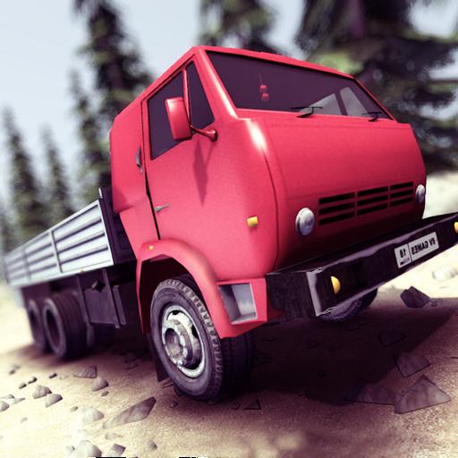 تحميل لعبة Truck Driver crazy road مهكرة للاندرويد