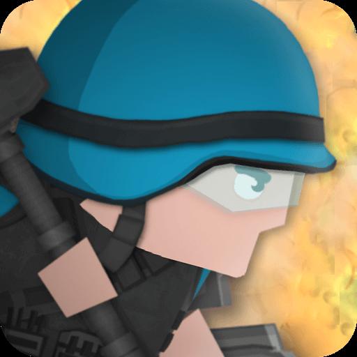 تحميل لعبة Clone Armies مهكرة للاندرويد