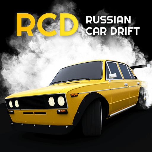 Russian Car Drift مهكرة