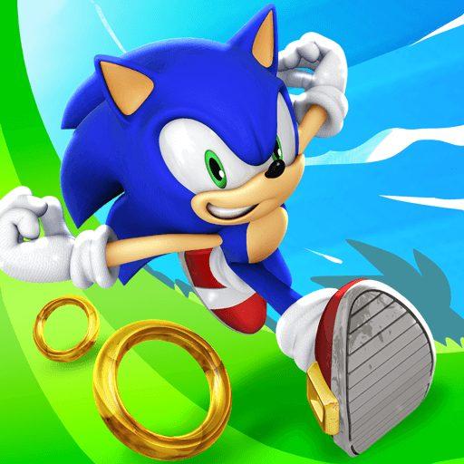 تحميل لعبة Sonic Dash مهكرة للاندرويد 1
