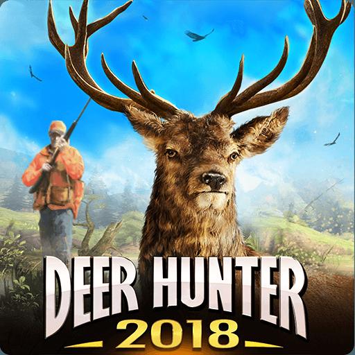 تحميل لعبة Deer Hunter 2018 مهكرة للاندرويد