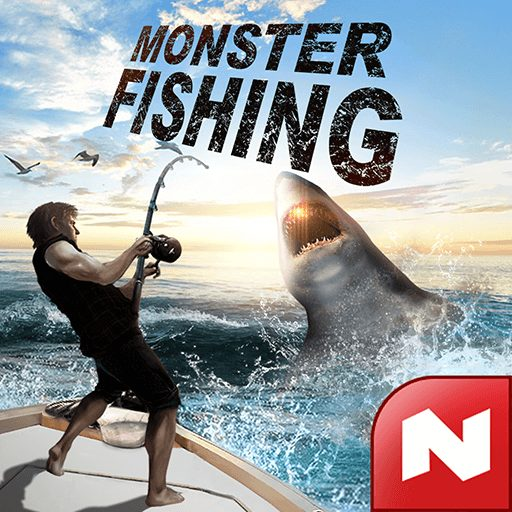 تحميل لعبة Monster Fishing 2020 مهكرة