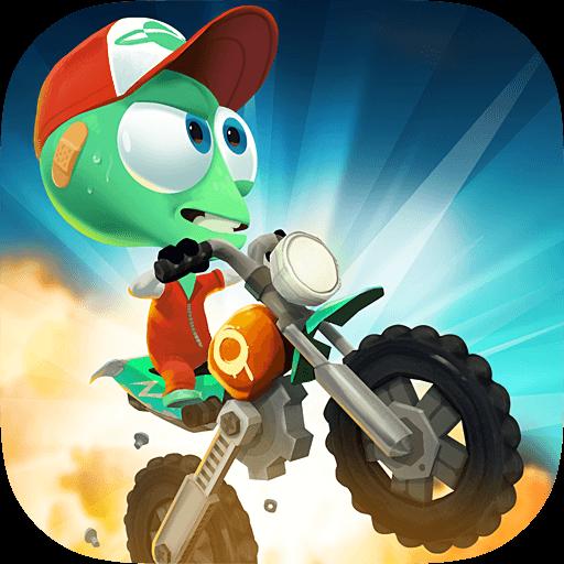 تحميل لعبة Big Bang Racing مهكرة للاندرويد