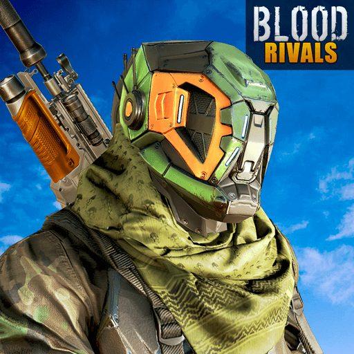 تحميل لعبة Blood Rivals مهكرة للاندرويد