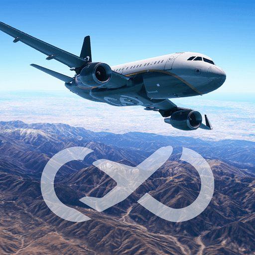 تحميل لعبة Infinite Flight Simulator مهكرة للاندرويد