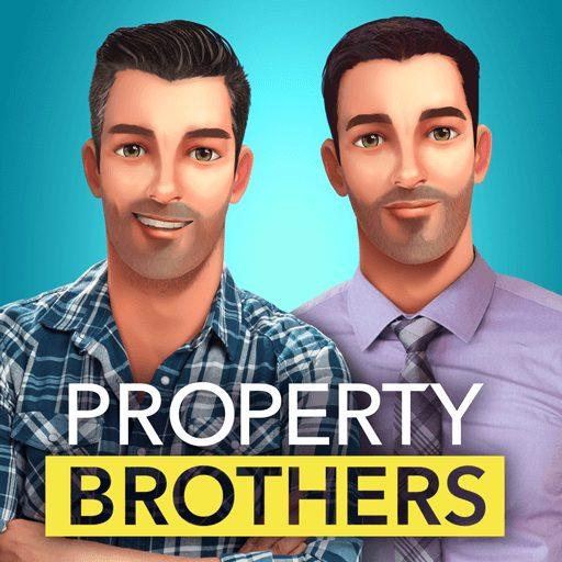 تحميل لعبة تصميم منزل Property Brothers مهكرة للاندرويد