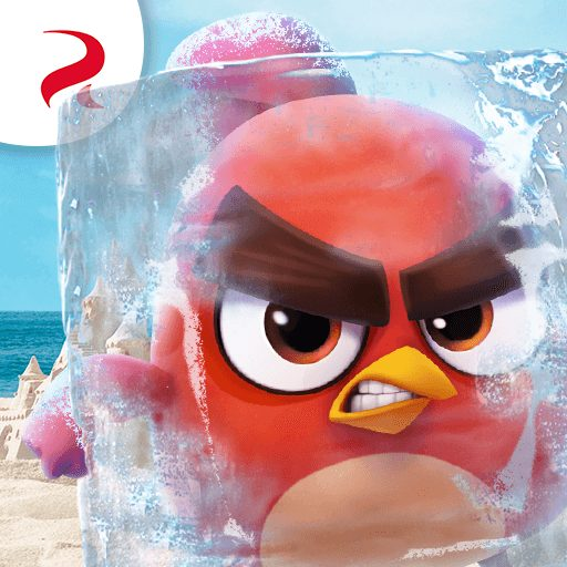 Angry Birds Dream Blast مهكرة