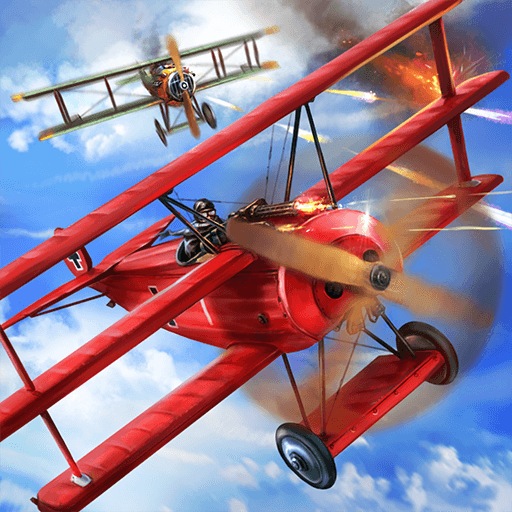 تحميل Warplanes: WW1 Sky Aces مهكرة للاندرويد