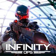 تحميل لعبة Infinity Ops مهكرة للاندرويد
