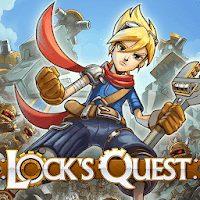 تحميل لعبة Lock's Quest مهكرة للاندرويد