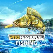 تحميل لعبة Professional Fishing مهكرة للاندرويد