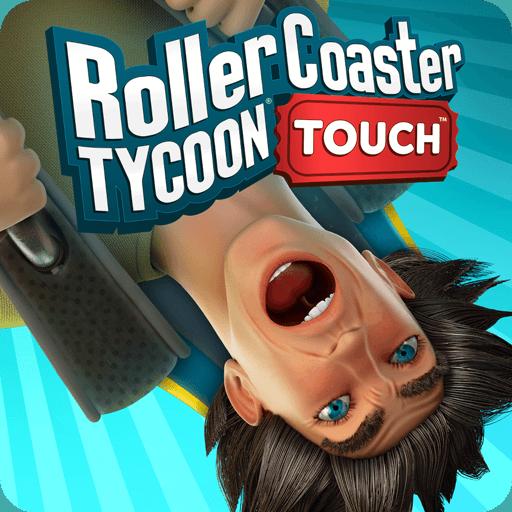 تحميل لعبة RollerCoaster Tycoon Touch مهكرة للاندرويد