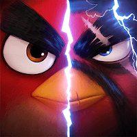 تحميل لعبة Angry Birds Evolution مهكرة للاندرويد