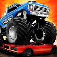 تحميل لعبة Monster Truck Destruction مهكرة للاندرويد