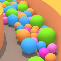 تحميل لعبة Sand Balls مهكرة للاندرويد 4