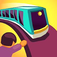 تحميل لعبة Train Taxi مهكرة للاندرويد 2