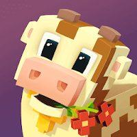 تحميل لعبة Blocky Farm مهكرة للاندرويد
