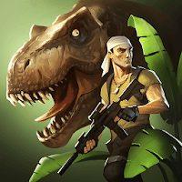 تحميل لعبة Jurassic Survival مهكرة للاندرويد 1