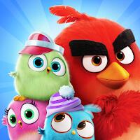 Angry Birds Match مهكرة