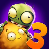 Plants vs Zombies 3 مهكرة