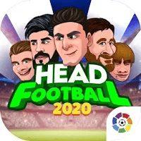 تحميل لعبة Head Football La Liga 2020 مهكرة للاندرويد