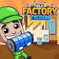 تحميل لعبة Idle Factory Tycoon مهكرة للاندرويد