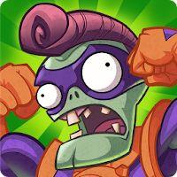 تحميل Plants vs Zombies Heroes مهكرة للاندرويد