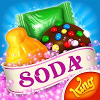 Candy Crush Soda Saga مهكرة
