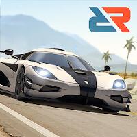 تحميل لعبة Rebel Racing مهكرة للاندرويد