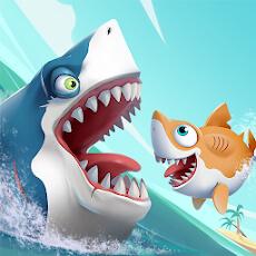 تحميل Hungry Shark Heroes مهكرة