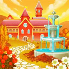 تحميل لعبة Royal Garden Tales مهكرة للاندرويد