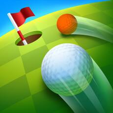لعبة Golf Battle مهكرة للاندرويد