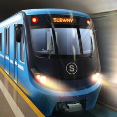 تحميل Subway Simulator 3D مهكرة للاندرويد