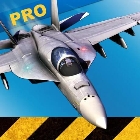 تحميل Carrier Landings Pro مهكرة للاندرويد
