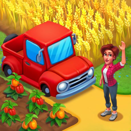 تحميل Farmscapes مهكرة للاندرويد